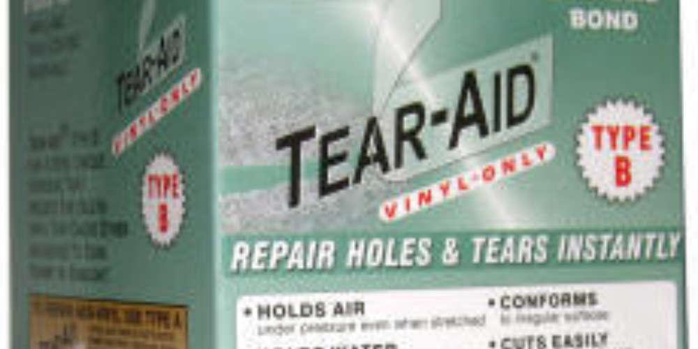 Tear Aid liten rull Bredde 76 cm Lengde 152 cm
