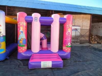 Billig budsjett hoppeslott lille prinsesse LDF 3320