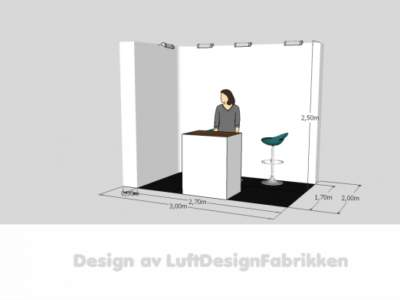 Picc0527b8 Stand LDF 8001 a front