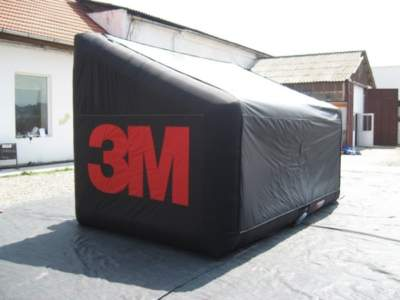 Pic401e19b oppblåsbar salgsbod 3 M 12m 6