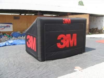 Picc8a407e oppblåsbar salgsbod 3 M 12m 12