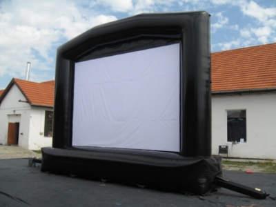 Oppblabar storskjerm large 7
