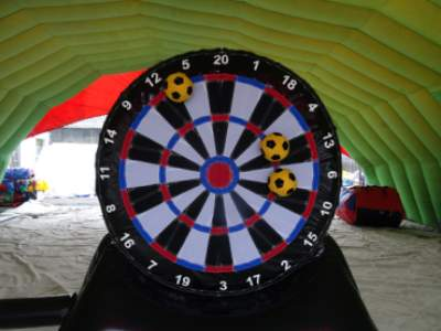 Oppblasbare spill fotballdart ldf 001018 2