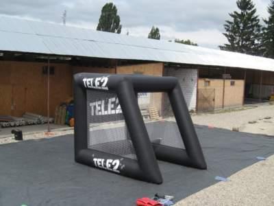 Oppblasbare spill fotballradar tele 2 2