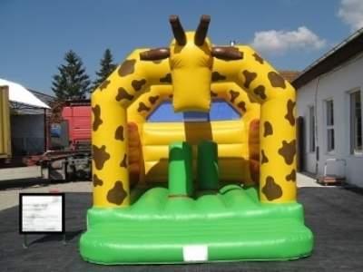 Hoppeslott giraff lillebror ldf 1961 1