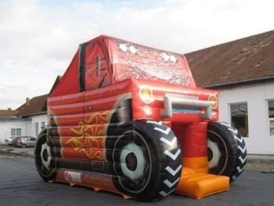 Hoppeslott monster truck ldf 407 4