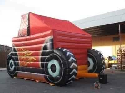 Hoppeslott monster truck ldf 407 6