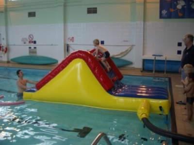 Oppblaasbare vannleker bassengsklier babysklien ldf 0324 2
