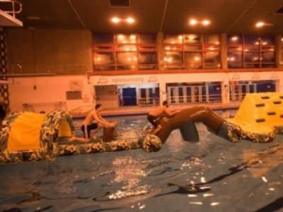 Oppblaasbare vannleker vannhinderloyper militar loypa ldf 2047 5