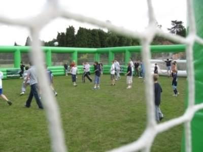 Oppblasbare spill fotballbane ldf 625 1