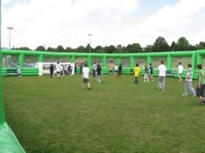 Oppblasbare spill fotballbane ldf 625 3