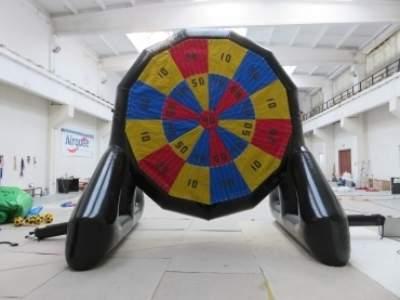 Oppblasbare spill fotballdart 5766 4