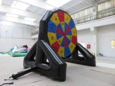 Oppblasbare spill fotballdart 5766 8