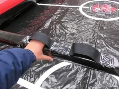 Oppblasbare spill human foosball table ldf 225 stenger 3