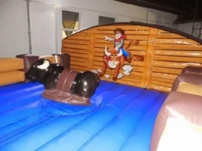 Oppblasbare spill surf simulator og rodeo okse 2 i 1 ldf 2355 2