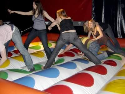 Oppblasbare spill tangler ldf 066 2