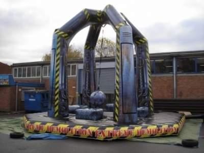 Oppblasbare spill xtreme demolition ldf 533b 16