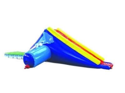 Oppblasbare vannleker bassengsklier flipper sklien ldf 151 1