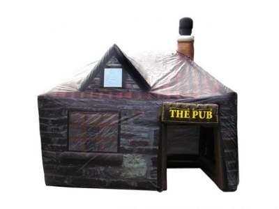 Oppblåsbar pub Minibar