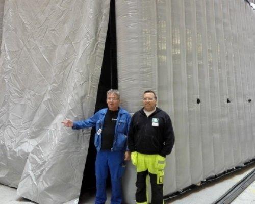 Småjobb telt - 29 m² til leie