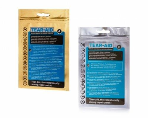 Tear-aid - Egen reperasjoner