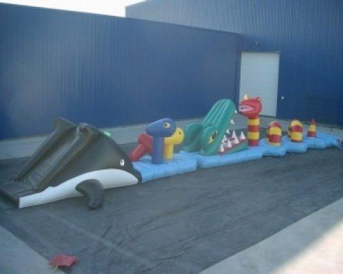 oppblaasbare-vannleker-vannhinderloyper-slangen-ldf-089
