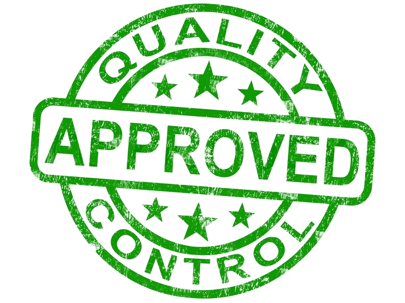 Approved clipart quality inspection 2