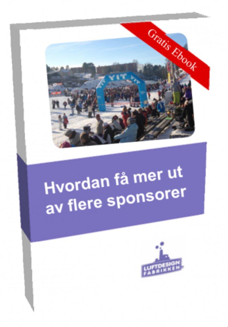 Flere sponsorer