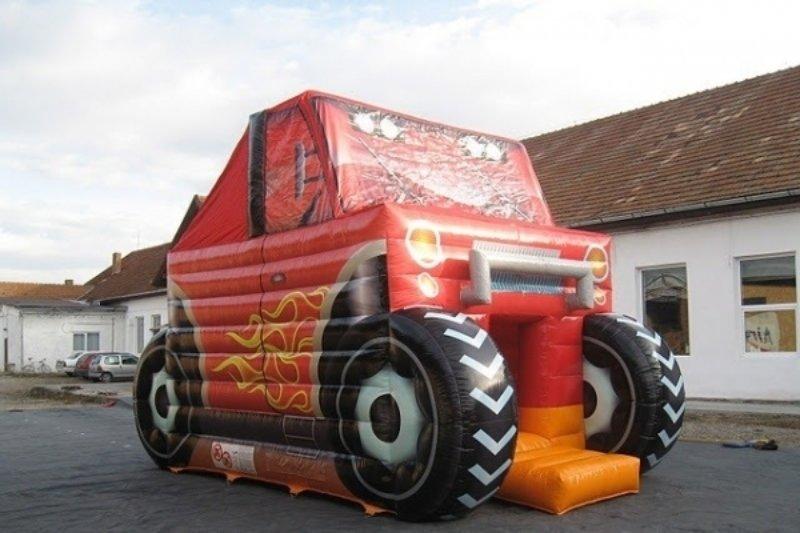 Hoppeslott monster truck ldf 407 5