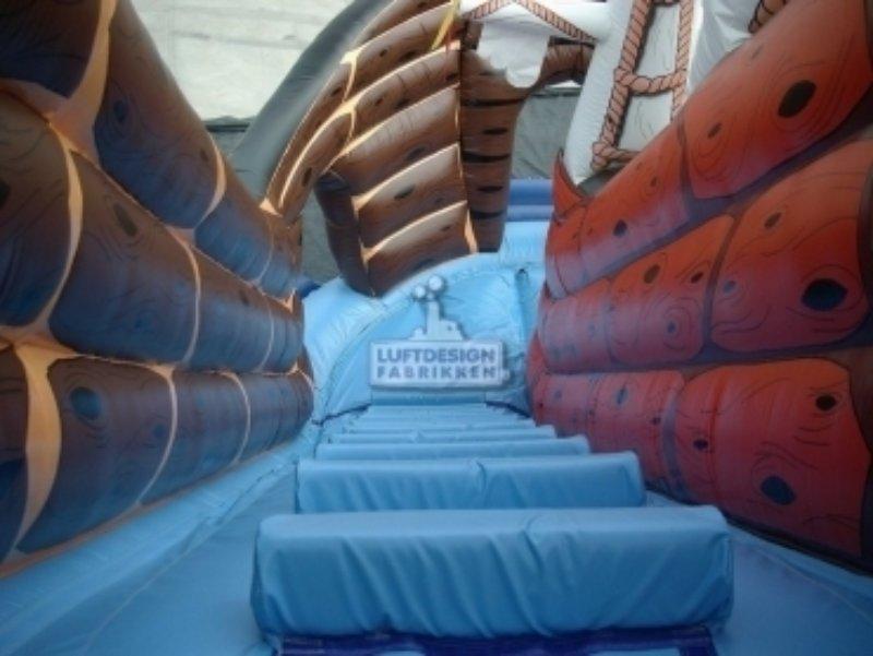 hoppeslott sklie Den store sjørøverskuta LDF 482