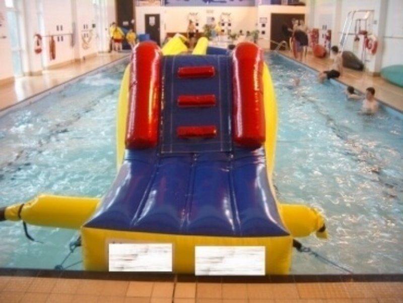 Oppblaasbare vannleker bassengsklier babysklien ldf 0324 4