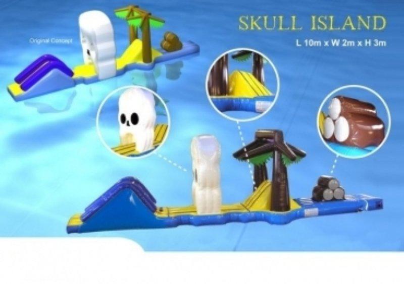 Den skumle øya LDF 0351