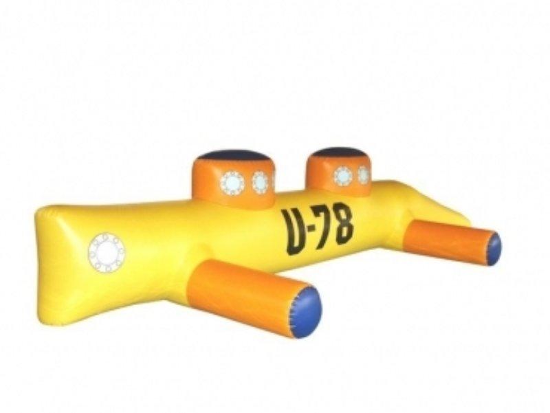 Den store ubåten LDF L207