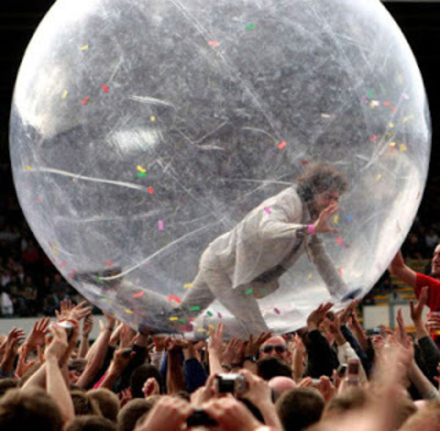 1254634 Flaming Lips Sphere