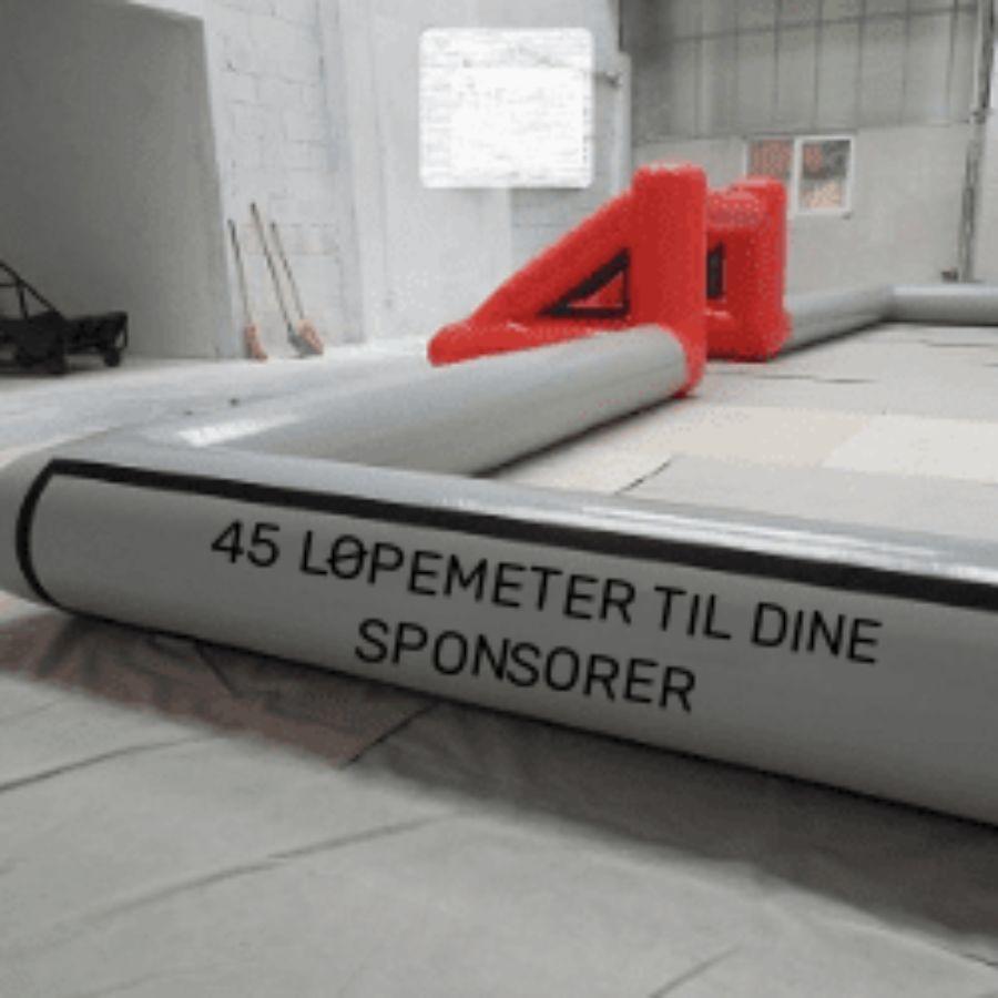 45 L PEMETER TIL DINE SPONSORER