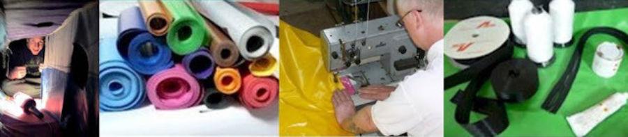 Bouncy castle repairs 4 bilder