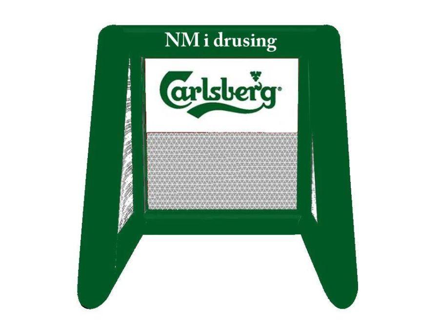 Carlsberg med logo