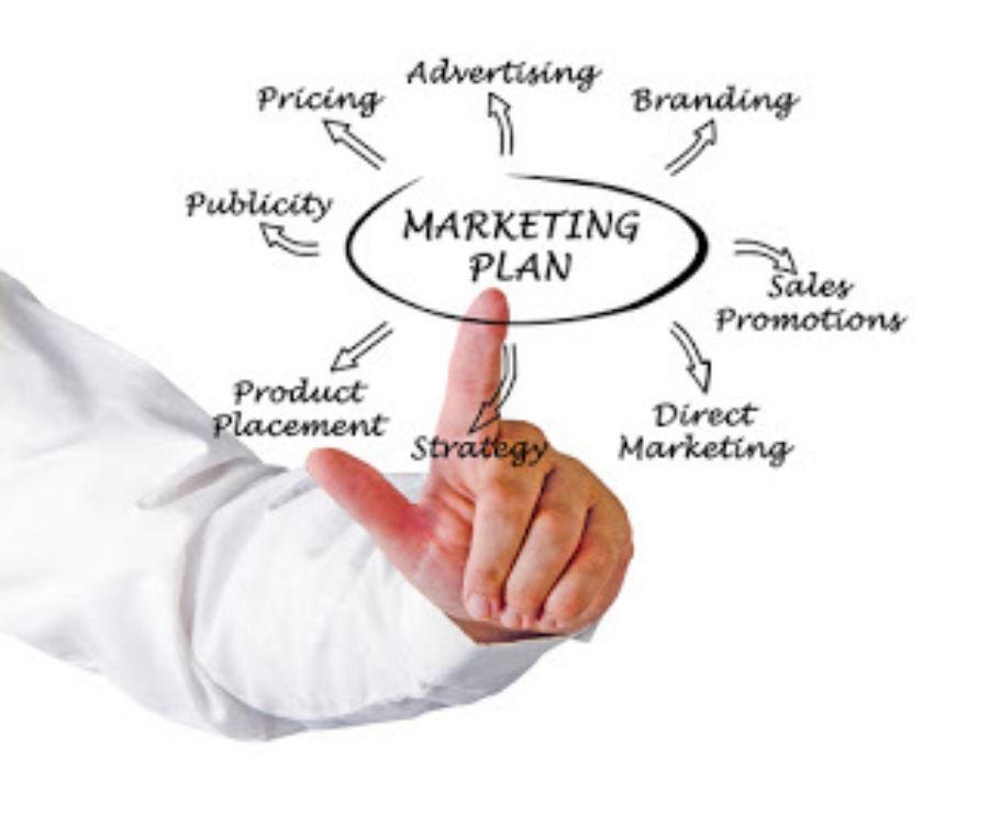 Lag en plan for markedsføring